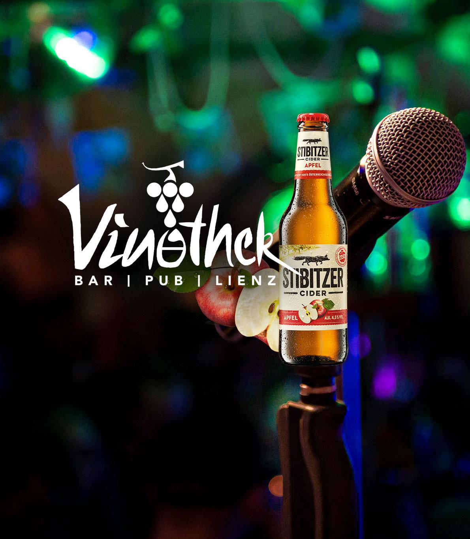 Karaoke powered by Stibitzer